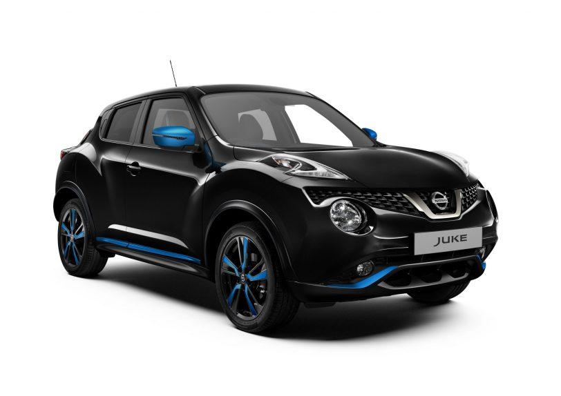 426220257 Nissan Juke MY18 Exterior Blue Perso RHD - Nissan Juke, con altavoces Bose ® de serie