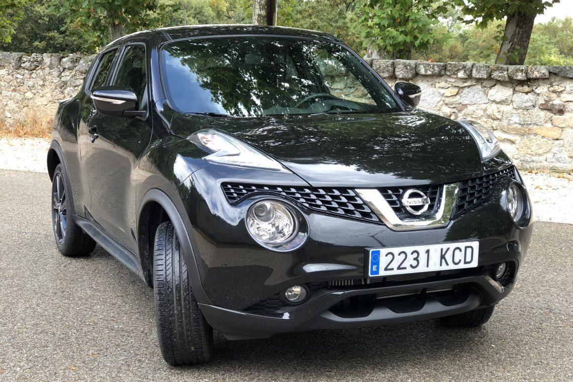 IMG 1150 1140x760 - Nissan Juke, con altavoces Bose ® de serie