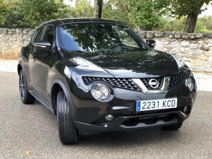 IMG 1150 - Nissan Juke, con altavoces Bose ® de serie