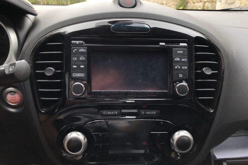 IMG 1171 1140x760 - Nissan Juke, con altavoces Bose ® de serie