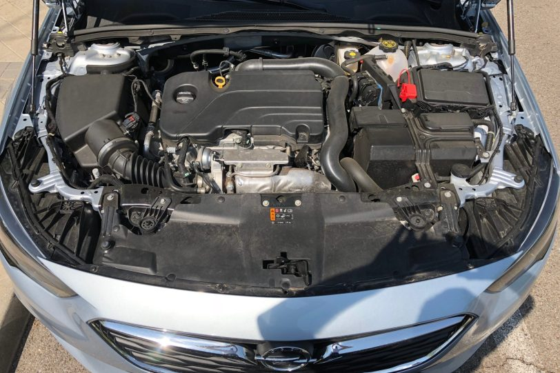 IMG 1432 1140x760 - Opel Insignia Sport Tourer 1.5 Turbo 165 CV