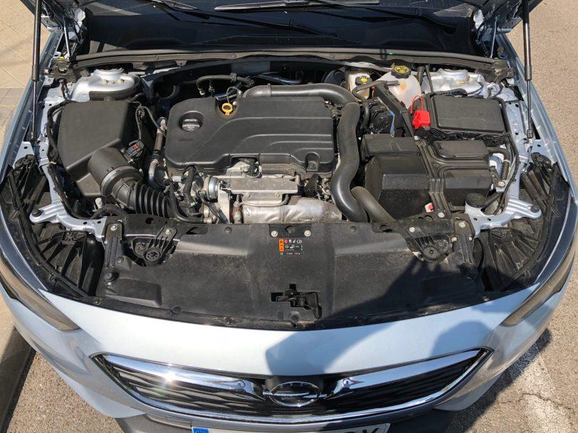 IMG 1432 - Opel Insignia Sport Tourer 1.5 Turbo 165 CV