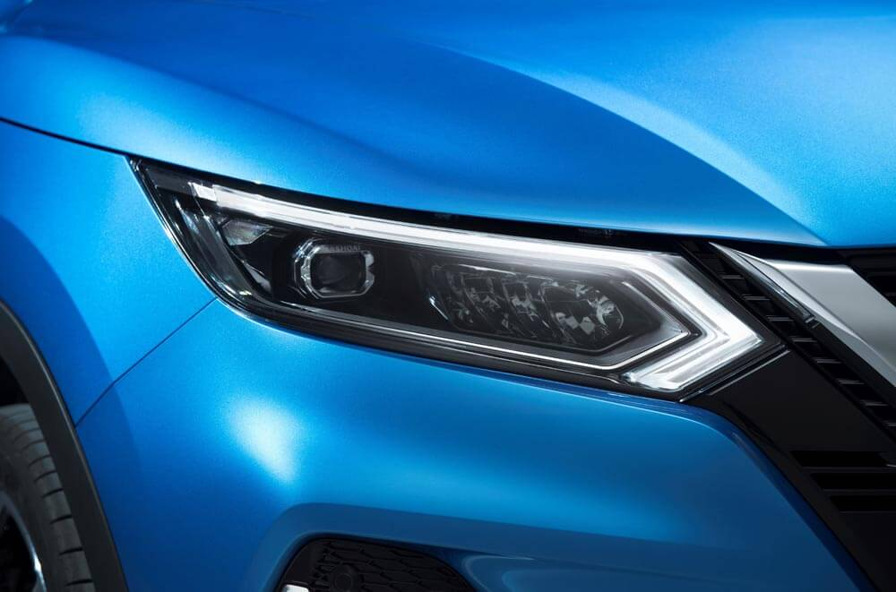 luces - Nissan Qashqai 2018 con ProPILOT