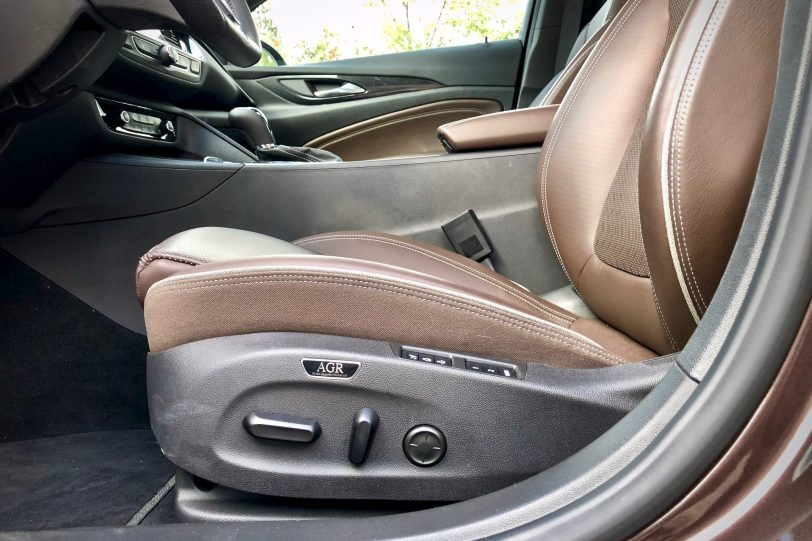 Asiento AGR 1140x760 - Opel Insignia Grand Sport 1.6 CDTI 136 CV