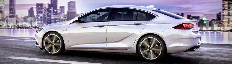 Ciudad Estrecha - Opel Insignia Grand Sport 1.6 CDTI 136 CV