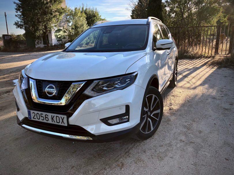 Disen%CC%83o - Nissan X-Trail 2018 2.0 dCi 177 CV 7 Plazas