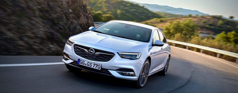 Insignia en carreteras reviradas - Opel Insignia Grand Sport 1.6 CDTI 136 CV