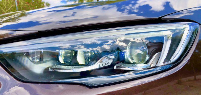 Luces Lux - Opel Insignia Grand Sport 1.6 CDTI 136 CV