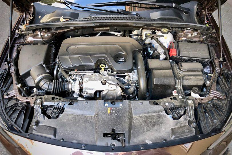 Motor 1140x760 - Opel Insignia Grand Sport 1.6 CDTI 136 CV