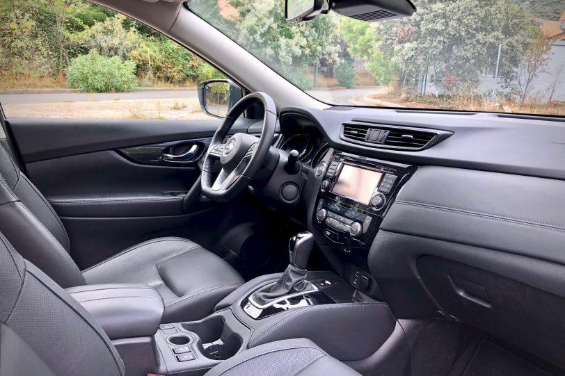 Parte delantera 1140x760 - Nissan X-Trail 2018 2.0 dCi 177 CV 7 Plazas