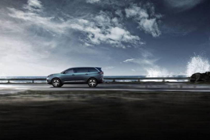 5008 - Peugeot 5008 GT Line 1.5 BlueHDI 130 CV