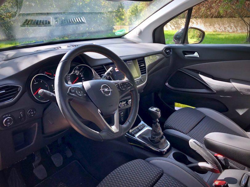 Interior - Opel Crossland X Innovation 1.5 ECOTECD 102 CV