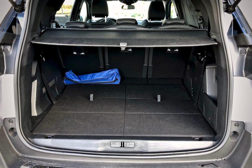 Maletero 5 plazas de cerca 1140x760 - Peugeot 5008 GT Line 1.5 BlueHDI 130 CV