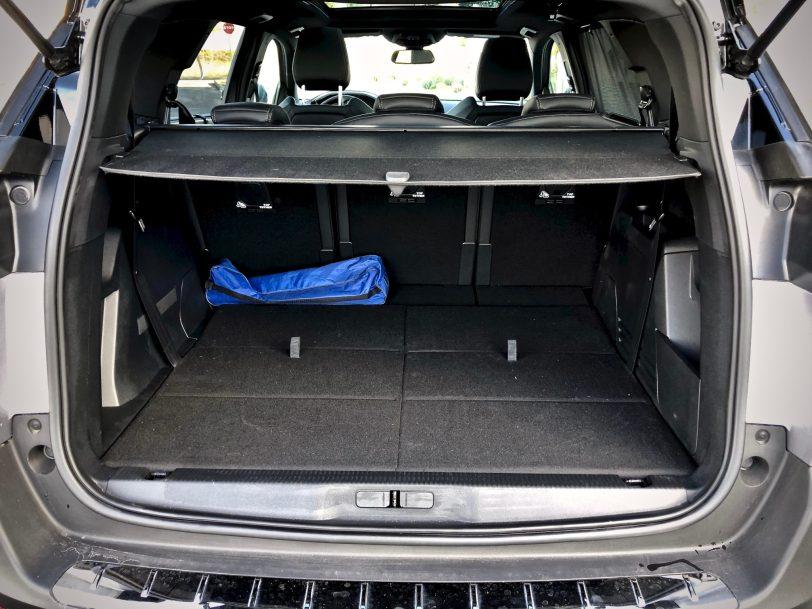 Maletero 5 plazas de cerca - Peugeot 5008 GT Line 1.5 BlueHDI 130 CV
