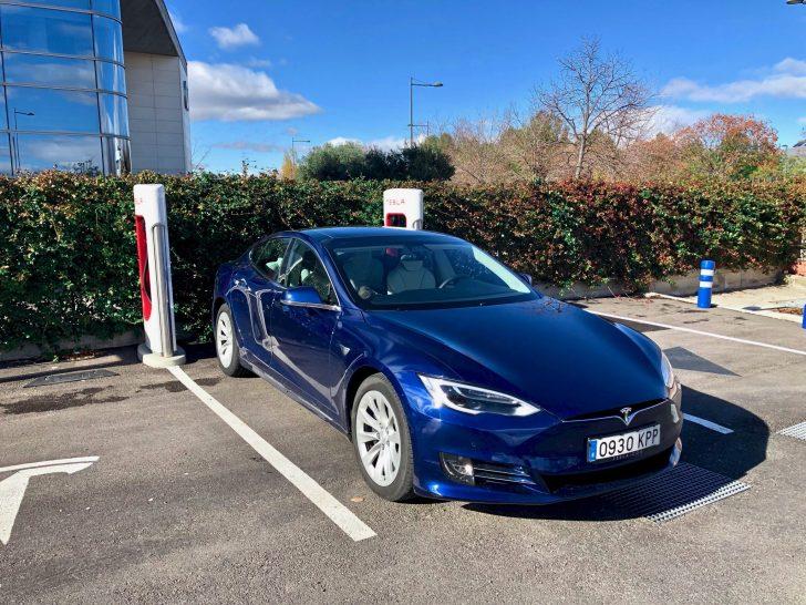 Portada - Tesla Model S 100D y nuestro viaje de 1.000 km