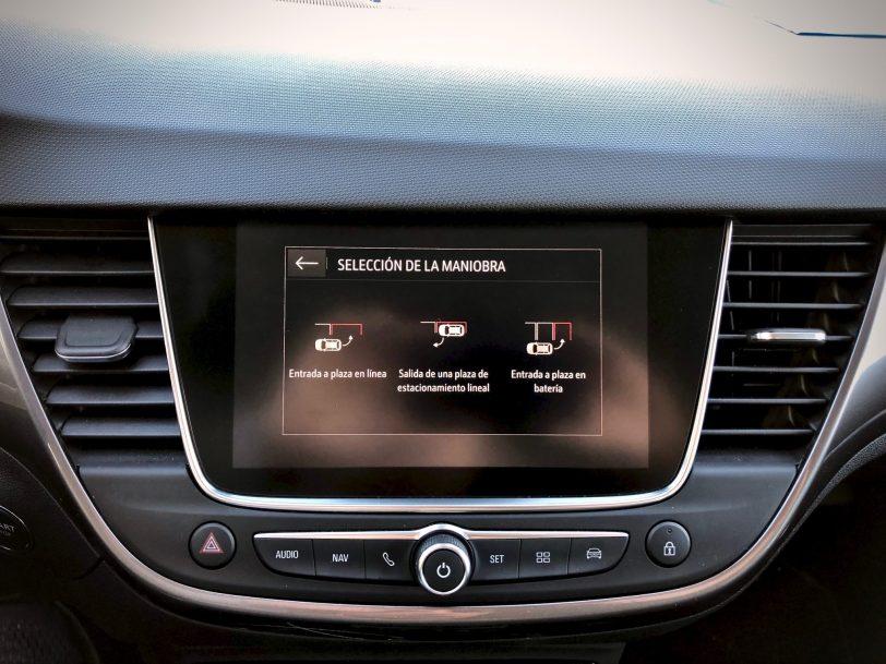 Seleccio%CC%81n de maniobra - Opel Crossland X Innovation 1.5 ECOTECD 102 CV