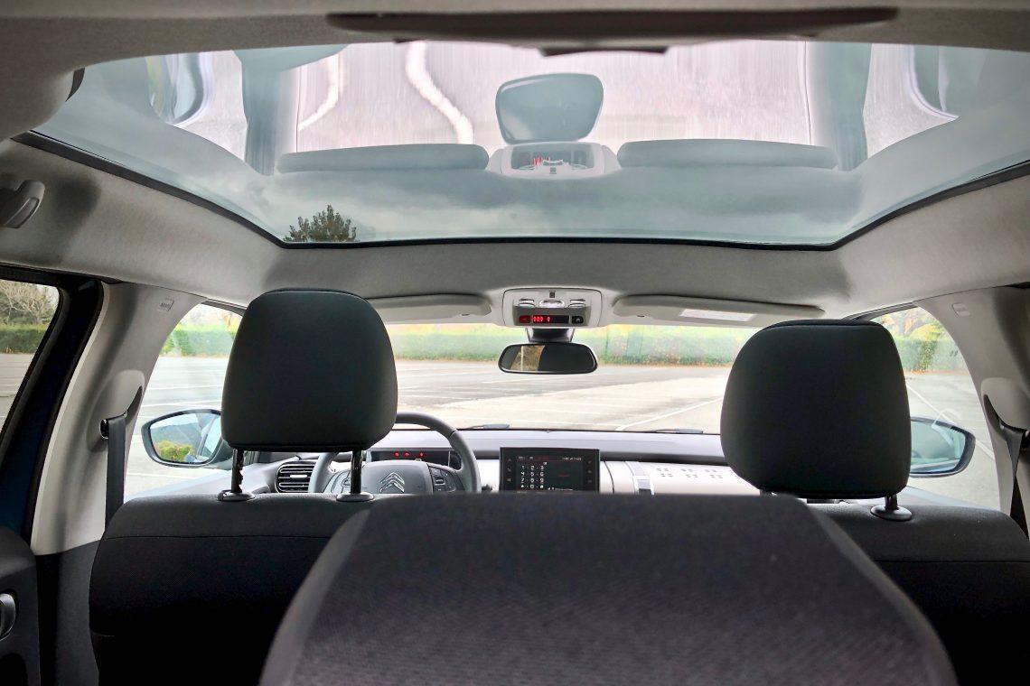Techo de cristal 1140x760 - Citroën C4 Cactus