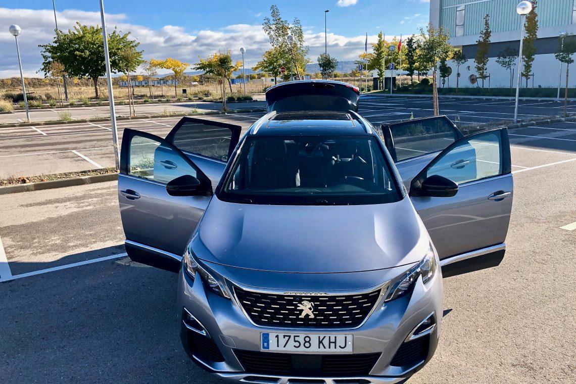 Vista desde arriba 2 1140x760 - Peugeot 5008 GT Line 1.5 BlueHDI 130 CV