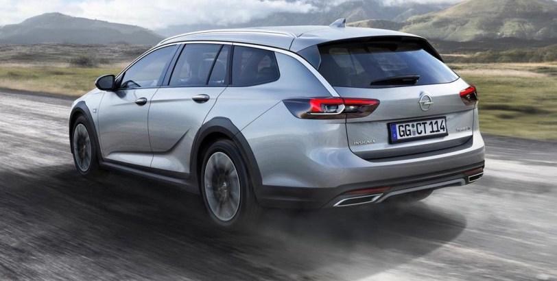 Insignia ct comportamiento 1 - Opel Insignia Country Tourer 2.0 Turbo 260 CV