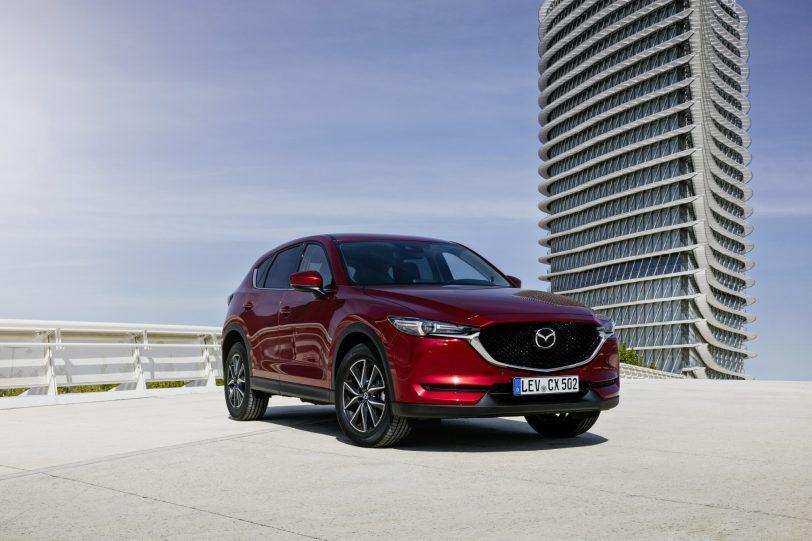 Nuevo Mazda CX 5 01 - Mazda CX-5 2.0L SKYACTIV-G 165 CV 2WD MT Zenith Black