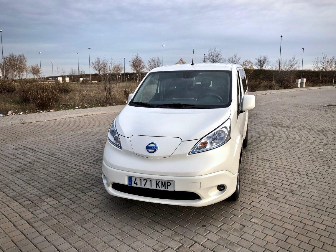 Portada e nv200 1140x855 - Nissan e-NV200 7 plazas 40 kWh de capacidad