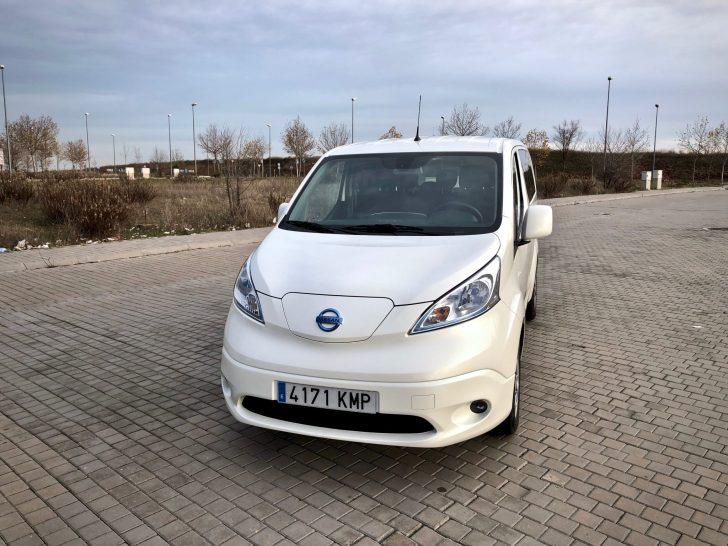 Portada e nv200 - Nissan e-NV200 7 plazas 40 kWh de capacidad