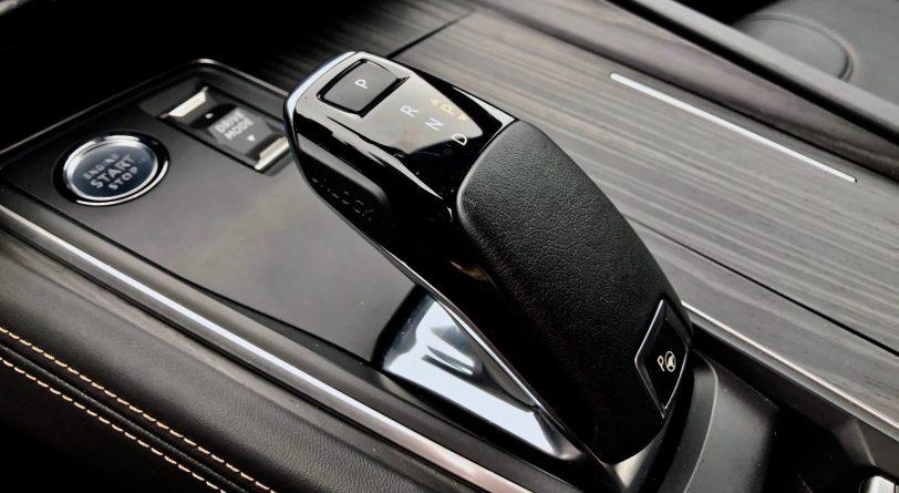Pomo del cambio Peugeot 508 GT - Peugeot 508 GT: Viene para quedarse