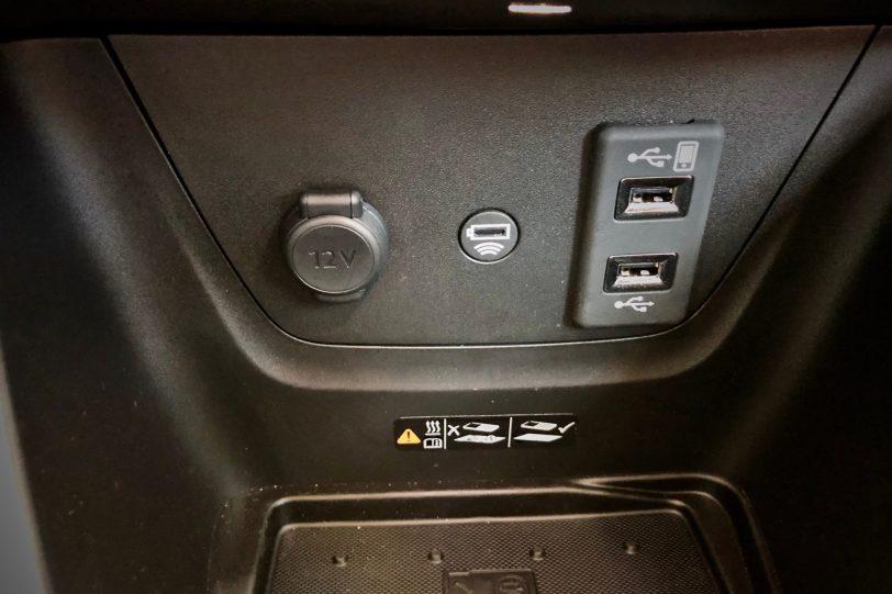 Cargadores 1260x840 - Opel Crossland X Innovation 1.5 ECOTECD 102 CV