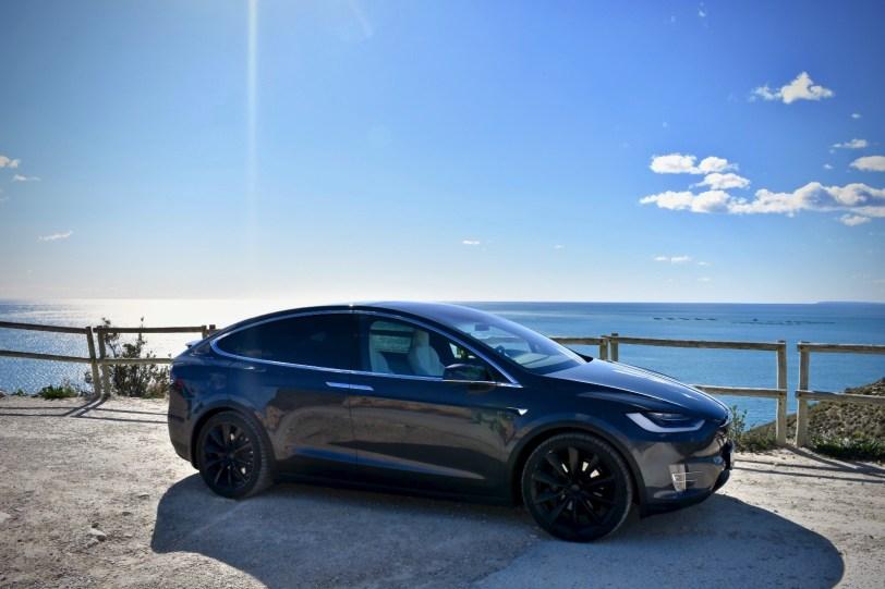 Comportamiento 2 Tesla Model X 100D - Tesla model X 100D: No es cualquier SUV