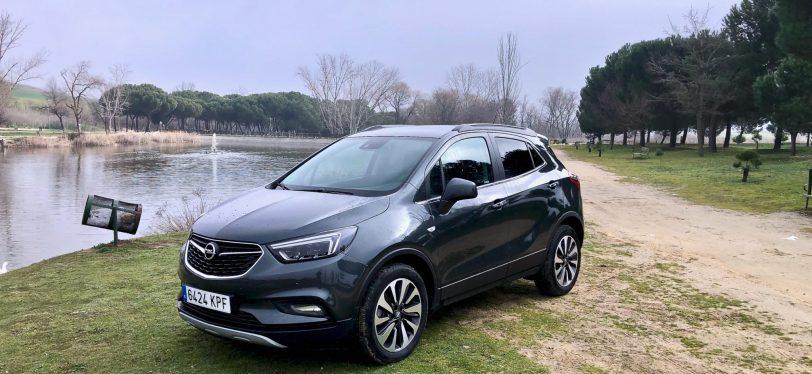 Frontal Izquierdo Mokka 4x4 - Opel Mokka X CDTI 4X4 (136CV) Excellence