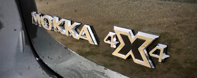 Logo Mokka 4X4 - Opel Mokka X CDTI 4X4 (136CV) Excellence