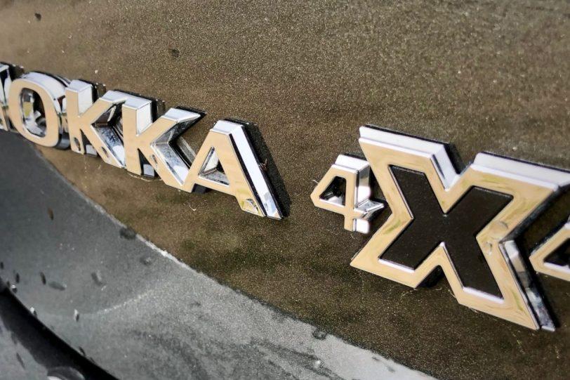 Logo Mokka 4X4 1260x840 - Opel Mokka X CDTI 4X4 (136CV) Excellence