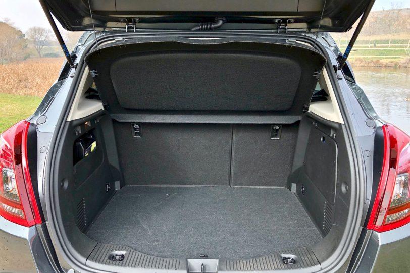Maletero 5 plazas Mokka 4x4 1 1260x840 - Opel Mokka X CDTI 4X4 (136CV) Excellence