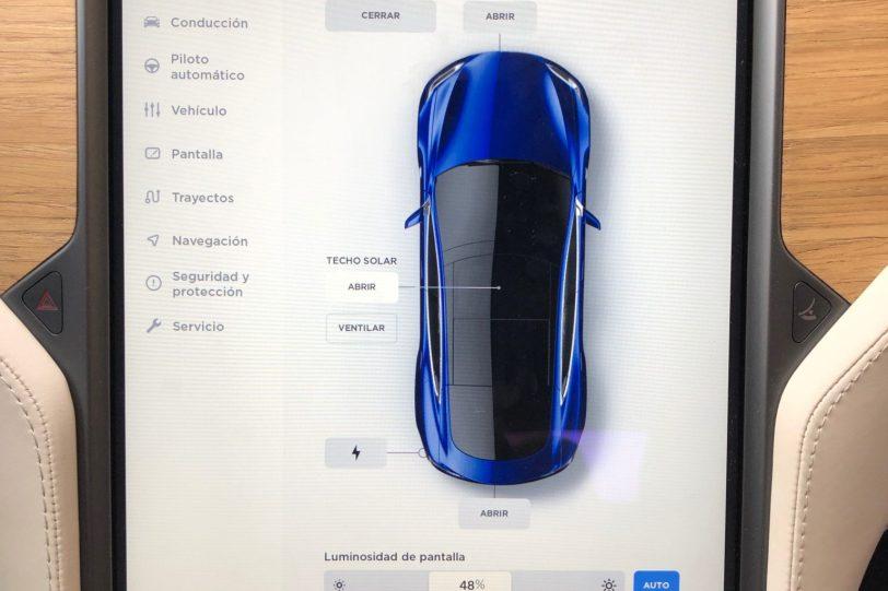 Pantalla 1 2 1260x840 - Tesla Model S 100D y nuestro viaje de 1.000 km