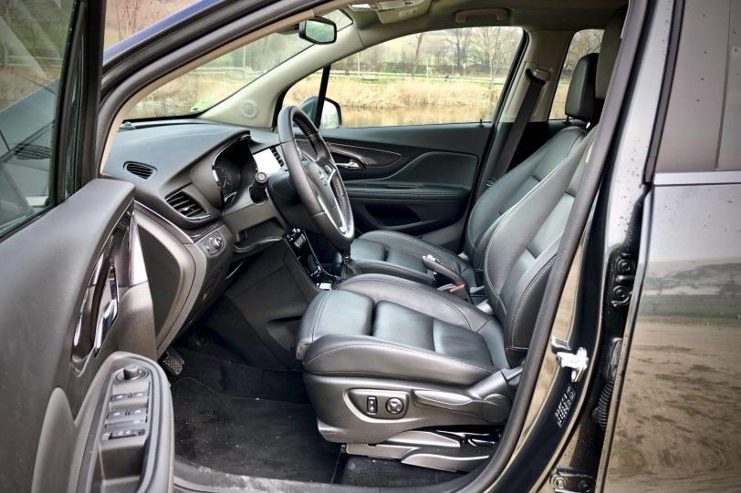 Plazas delanteras Mokka 4x4 1260x840 - Opel Mokka X CDTI 4X4 (136CV) Excellence