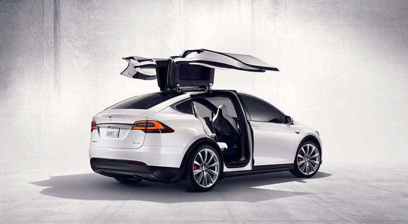 Tesla Model X 07 1 - Tesla model X 100D: No es cualquier SUV