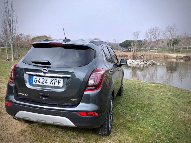 Trasera Derecha Mokka 4x4 - Opel Mokka X CDTI 4X4 (136CV) Excellence