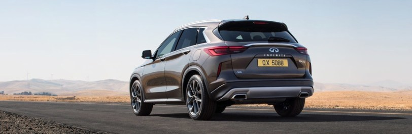 Infinti2 1 - Infiniti dejará de vender coches en Europa Occidental en 2020 y únicamente se centrará en China y EE.UU