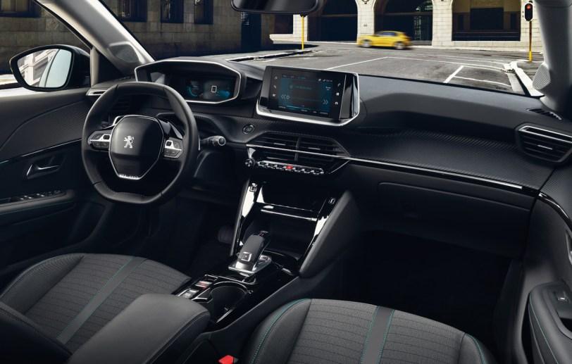 Interior Peugeot 208 1260x803 - Nuevo Peuegot 208: Nuevo diseño, aspecto interior y ahora también un coche eléctrico