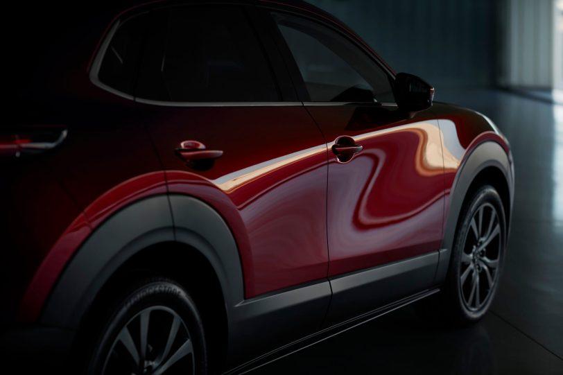 Mazda CX 30 at 2019GIMS 7 1260x840 - Mazda completa su gama con el nuevo Mazda CX-30