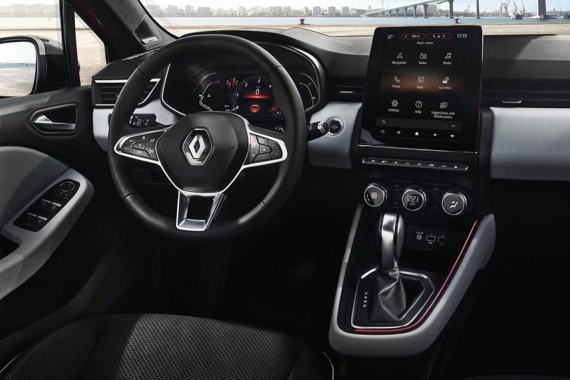 Salpicadero izquerda Renault Clio 2019 1260x840 - Renault Clio 2019: un nuevo diseño, más calidad y tecnología, y ahora también con opción híbrida