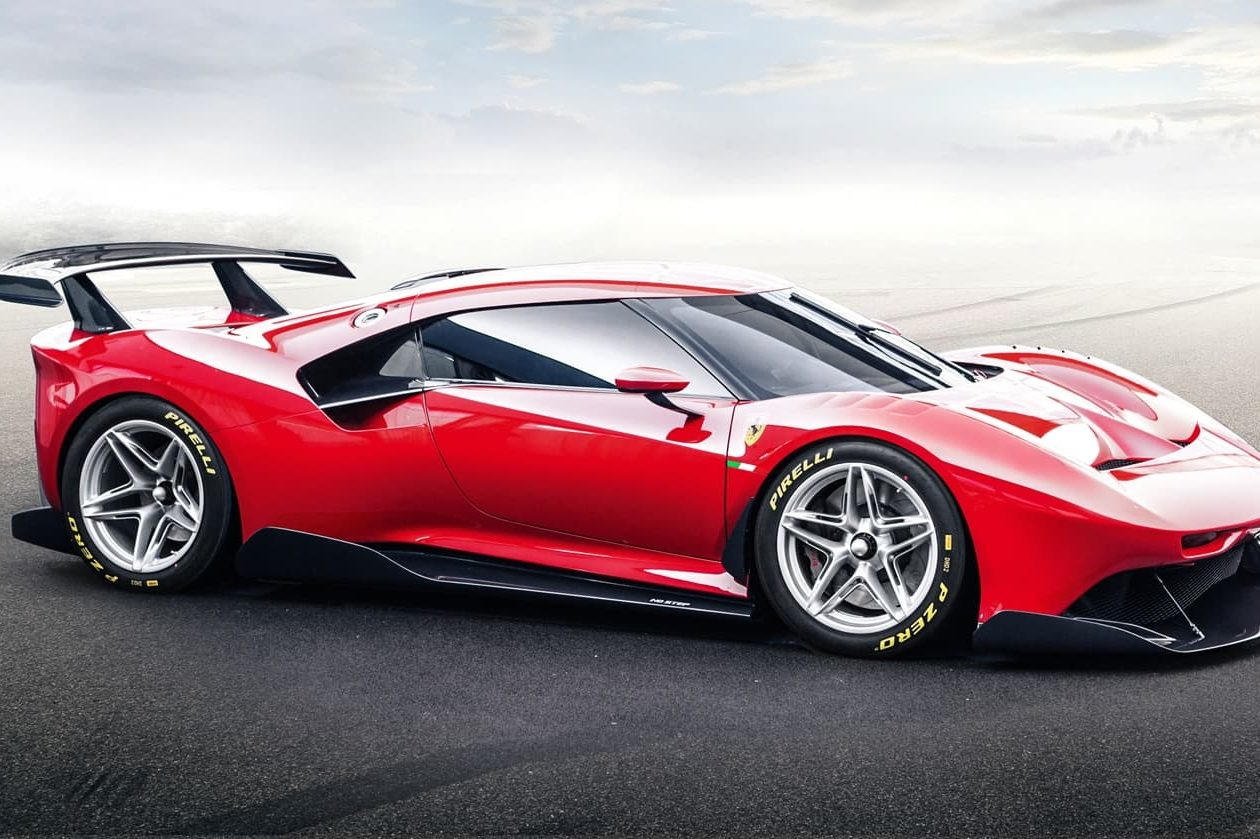 ferrari p80c 2019 0319 002 1260x839 - Ferrari P80/C: el coche más radical y exclusivo de Ferrari