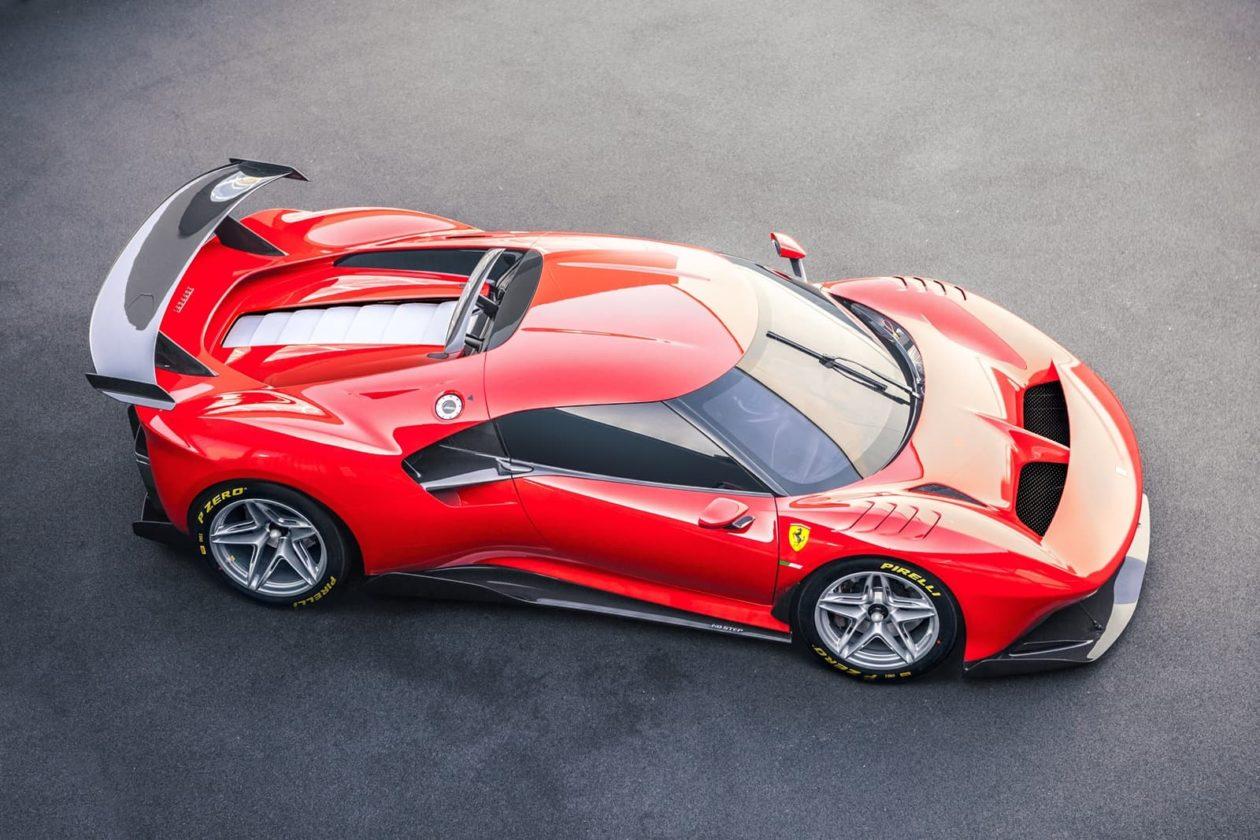 ferrari p80c 2019 0319 003 1260x840 - Ferrari P80/C: el coche más radical y exclusivo de Ferrari