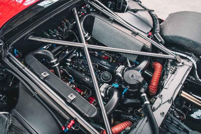 ferrari p80c 2019 0319 007 - Ferrari P80/C: el coche más radical y exclusivo de Ferrari