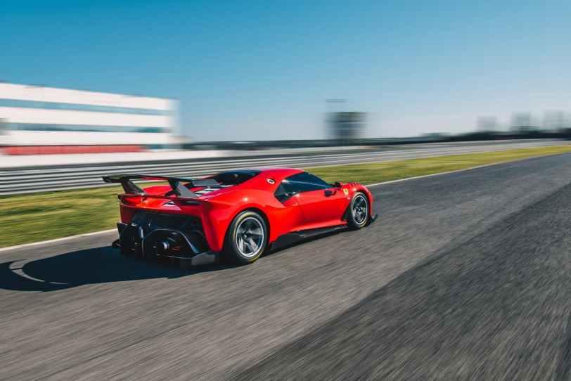 ferrari p80c 2019 0319 014 - Ferrari P80/C: el coche más radical y exclusivo de Ferrari
