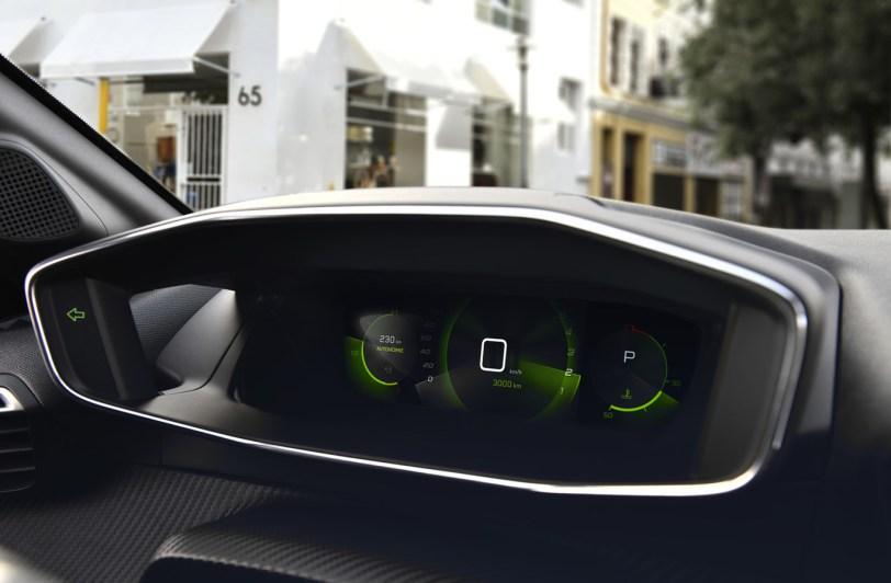 i Cokpit Peugeot 208 - Nuevo Peuegot 208: Nuevo diseño, aspecto interior y ahora también un coche eléctrico