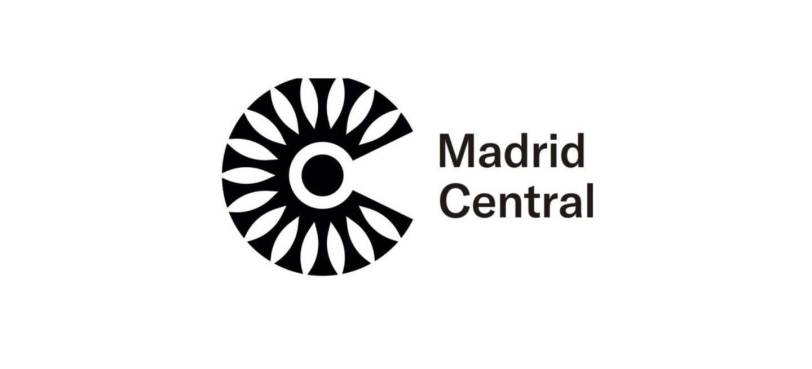 madrid central logo - Madrid central vuelve a estar activo