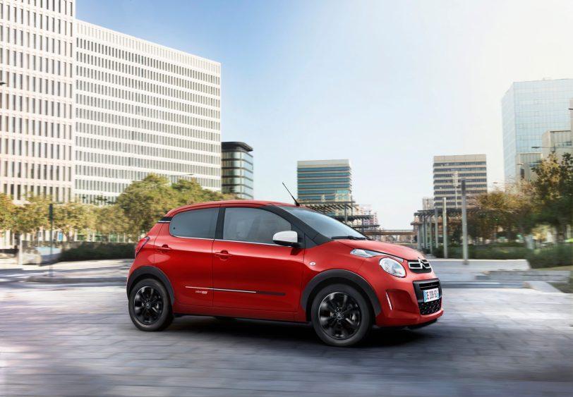 """02ctrC1 - Citroën C1 """"Urban Ride"""": Desde 10.690 euros"""