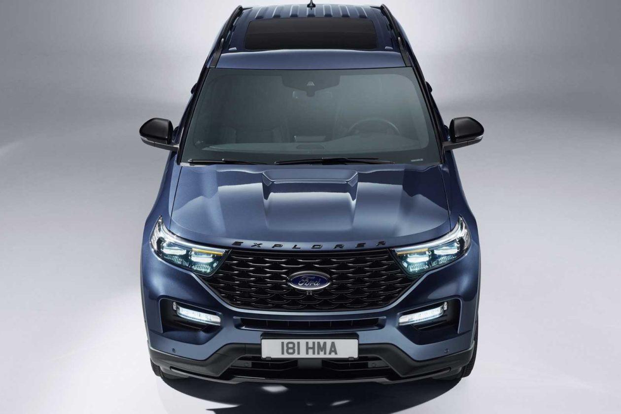 2560 30004 1260x840 - ¡Menuda sorpresa! El nuevo Ford Explorer contará con una versión híbrida enchufable con 40 km de autonomía