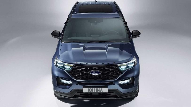 2560 30004 - ¡Menuda sorpresa! El nuevo Ford Explorer contará con una versión híbrida enchufable con 40 km de autonomía
